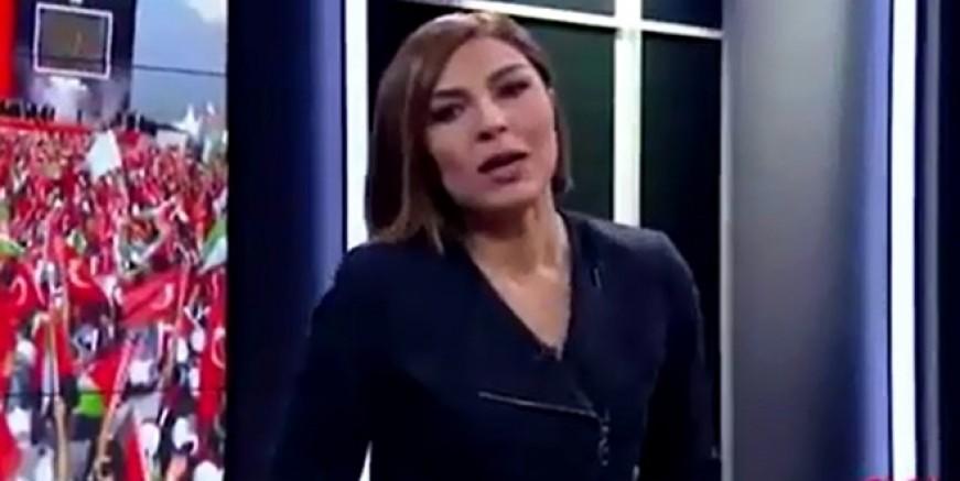 Buket Güler CNN Türk kariyerine gafla başladı