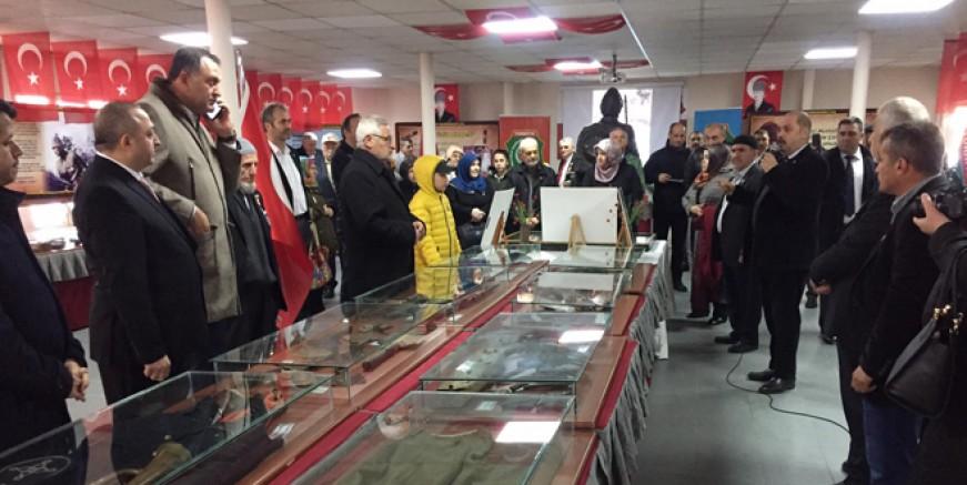 Çanakkale Savaş Eserleri Müzesi açıldı