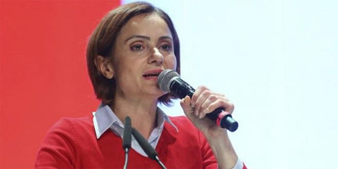 Canan Kaftancıoğlu: Benim adayım Kemal Kılıçdaroğlu