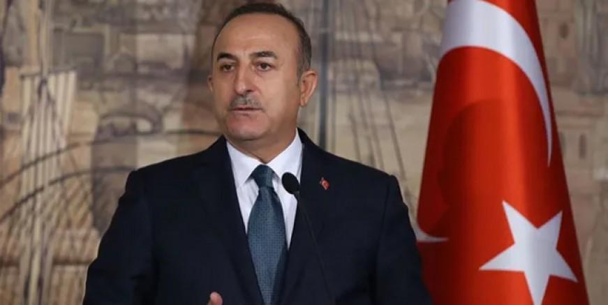 Çavuşoğlu Ermenistan'a gözdağı verdi