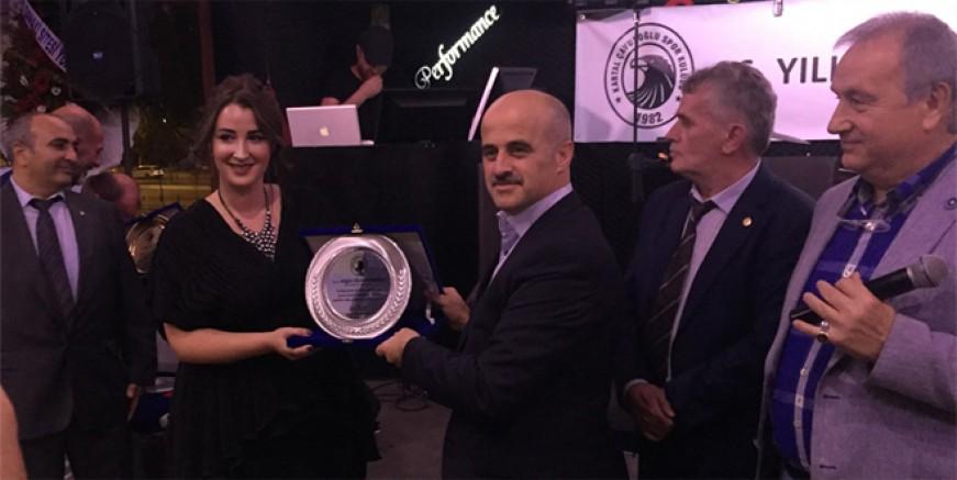 Çavuşoğlu Spor Kulübü 36 yaşında