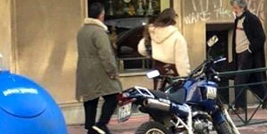 Cem ve Serenay Atina'da yakalandı!