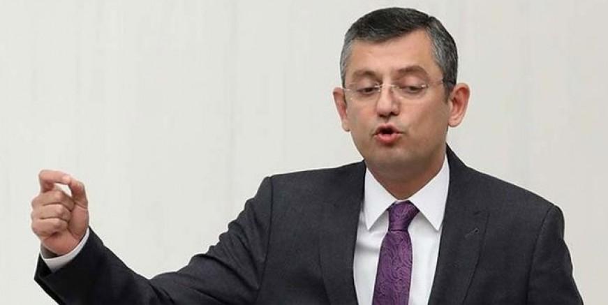 CHP'li Özgür Özel'den EYT açıklaması