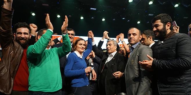 CHP'nin ilk kadın İstanbul İl Başkanı Canan Kaftancıoğlu
