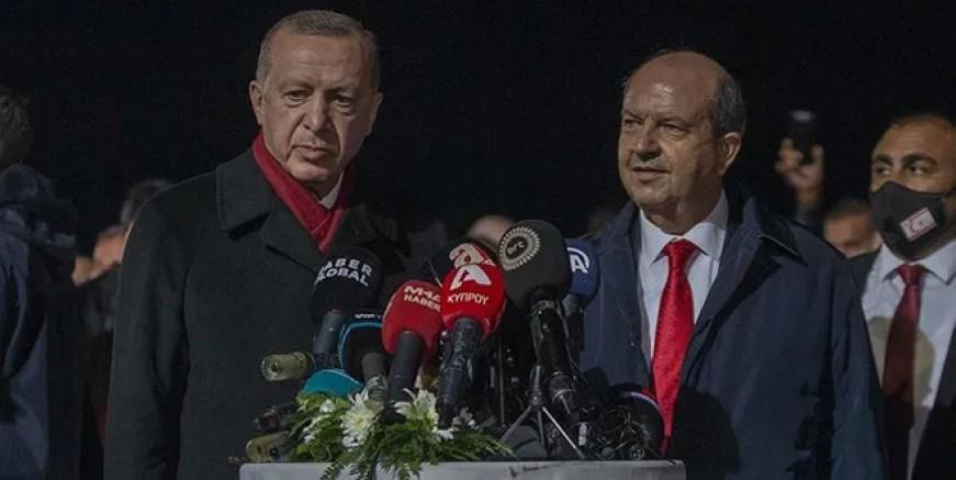 Cumhurbaşkanı Erdoğan'dan Maraş mesajı