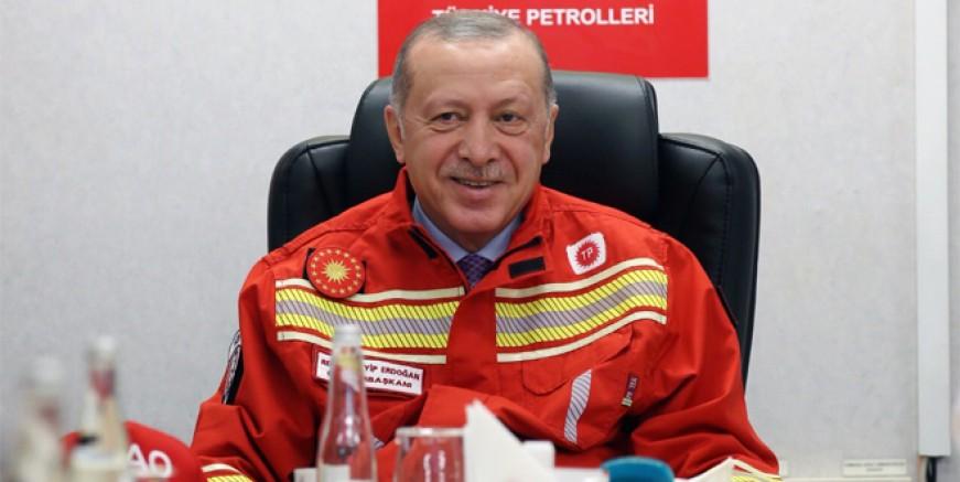 Cumhurbaşkanı Erdoğan yeni rezervi açıkladı