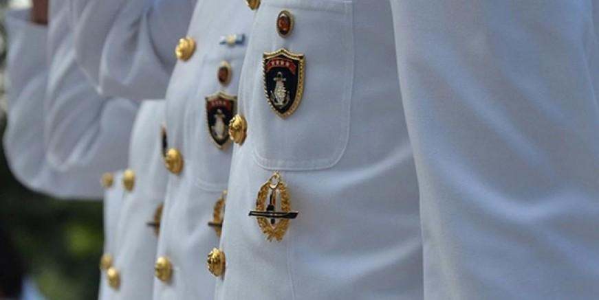 Deniz Kuvvetleri Komutanlığı'nda operasyon