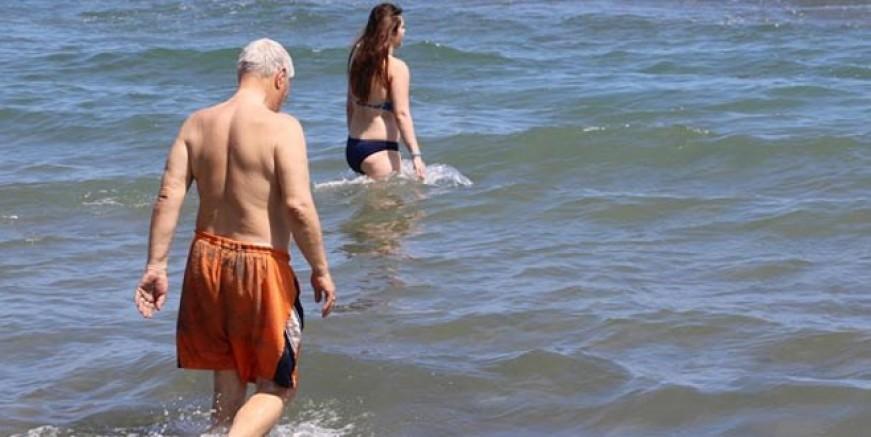 Denize giren erkekler daha fazla risk altında!