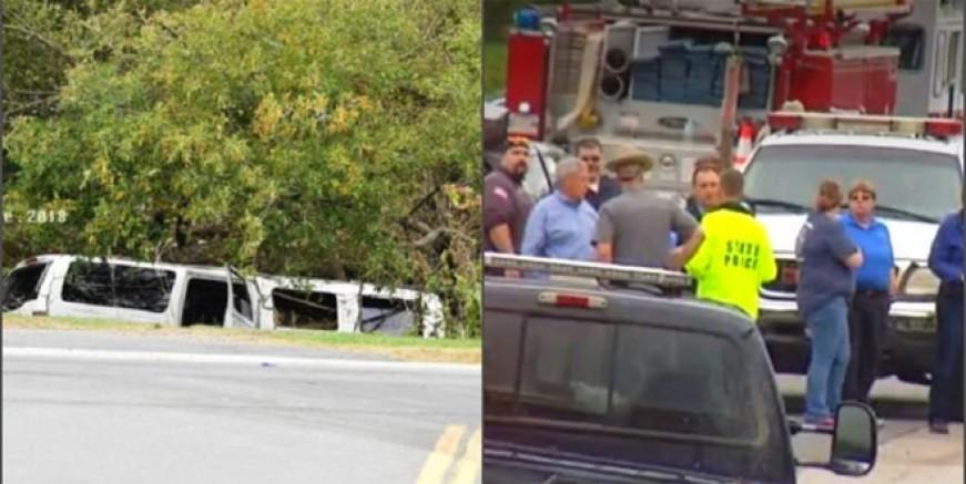 Dev limuzin faciaya yol açtı! En az 20 ölü