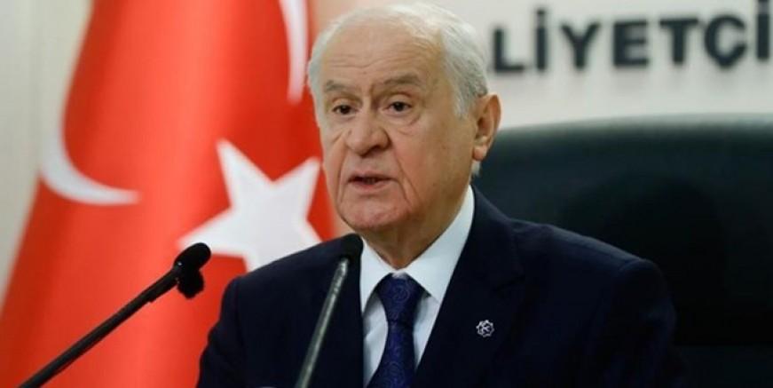 Devlet Bahçeli: İstanbul'a aday çıkarmayacağız
