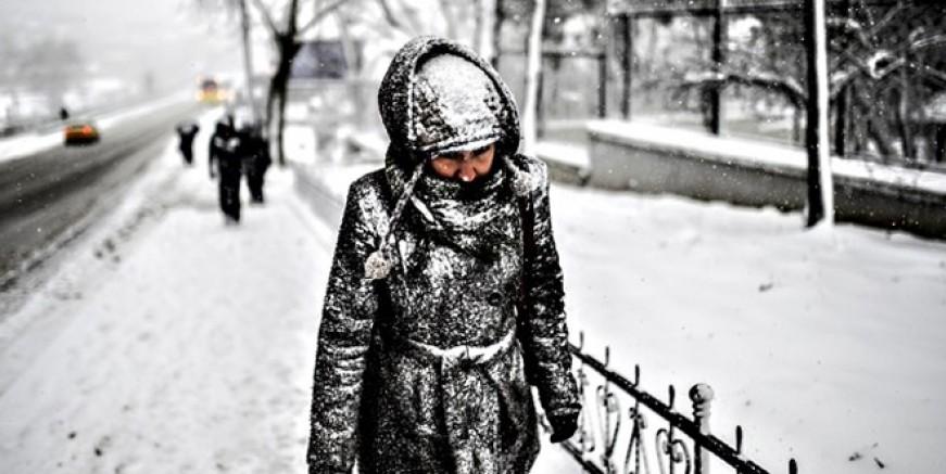 Dondurucu soğuklara hazırlıklı olun
