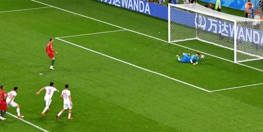 Dünya Kupası'nda penaltı rekoru kırıldı