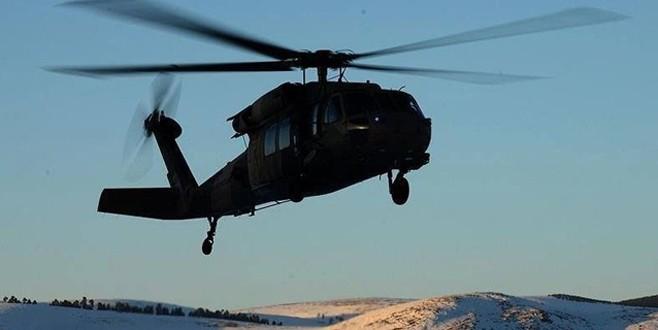 Düşen helikopterdekilerin isimleri belli oldu!