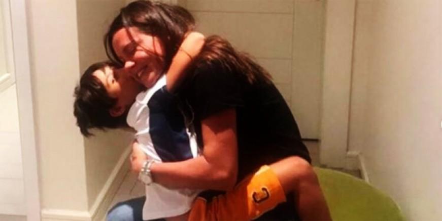 Ebru Şallı evlat acısını anlattı