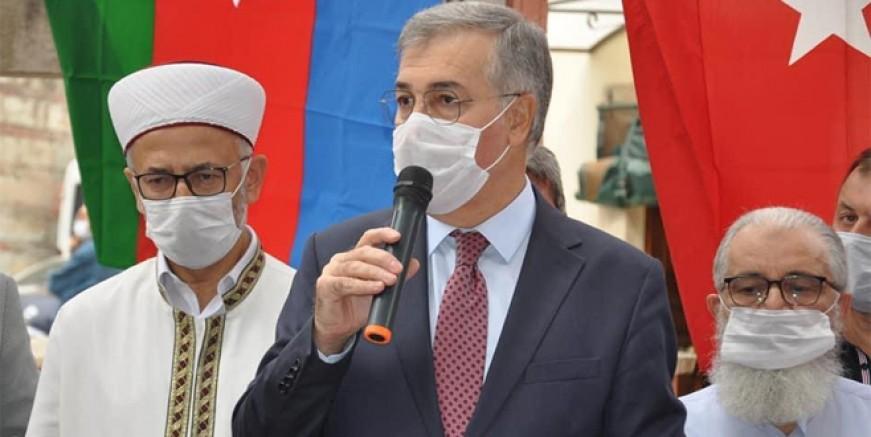 Ebubekir Taşyürek 'Ermenistan işgali son bulsun'