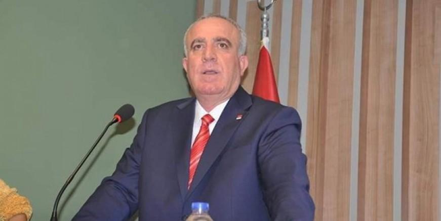 Efendi Argunşah CHP Kartal İlçe Başkanı oldu