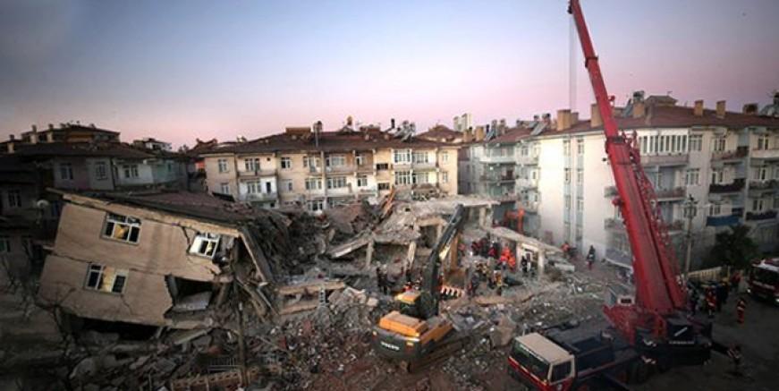 Elazığ'daki depremde can kaybı 41'e yükseldi!