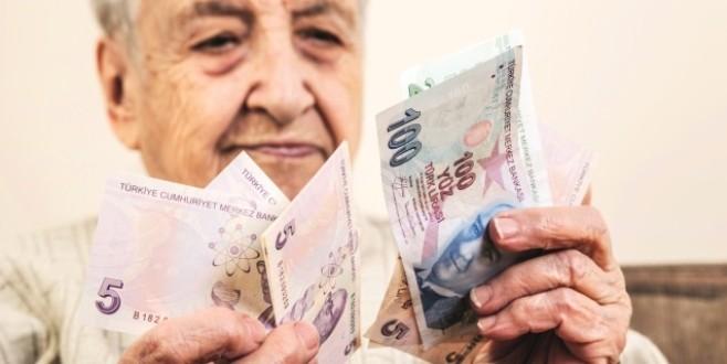 Emeklinin umudu ek ödeme zammı