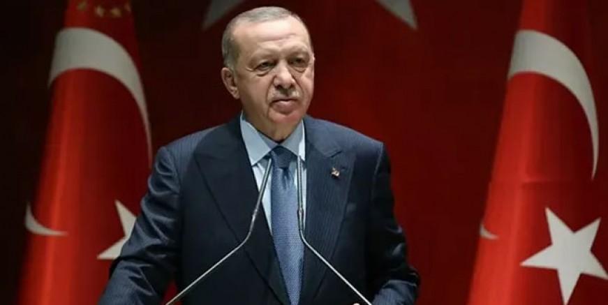 Erdoğan: 'AB'ye tam üyelikten vazgeçmedik'