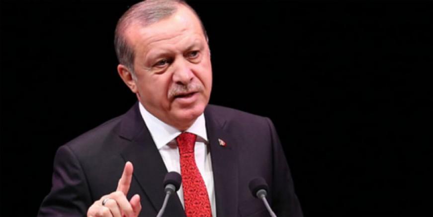 Erdoğan ABD ve İsrail'i yerden yere vurdu