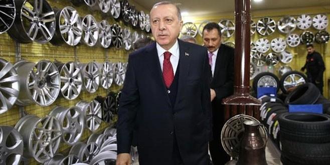 Erdoğan 'Bu millet Afrin dediğimizde hazır'