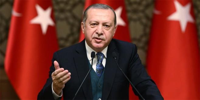 Erdoğan'dan yeni KHK'larla ilgili ilk yorum