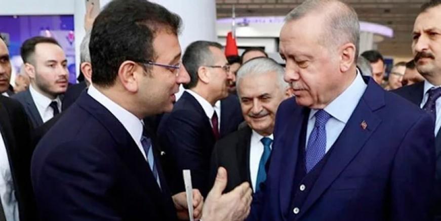 Erdoğan ile İmamoğlu arasında 'özel' görüşme