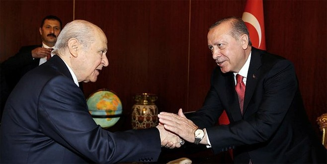 Erdoğan'ın çağrısına Devlet Bahçeli'den jet yanıt