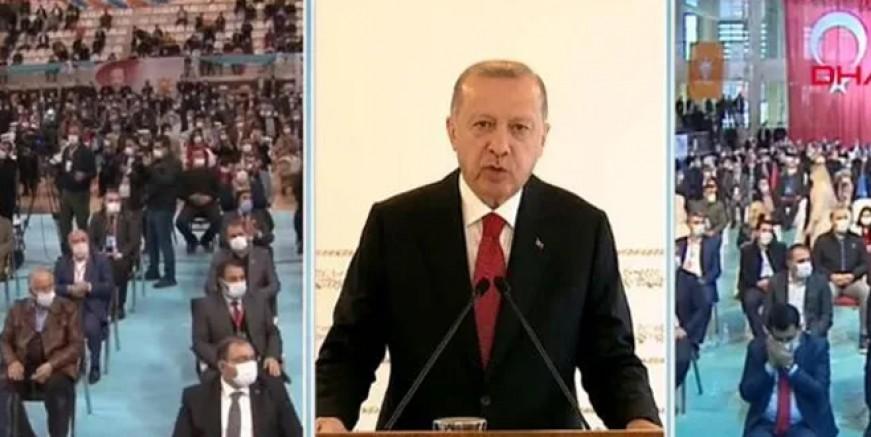 Erdoğan, yeni corona virüs tedbirlerini duyurdu