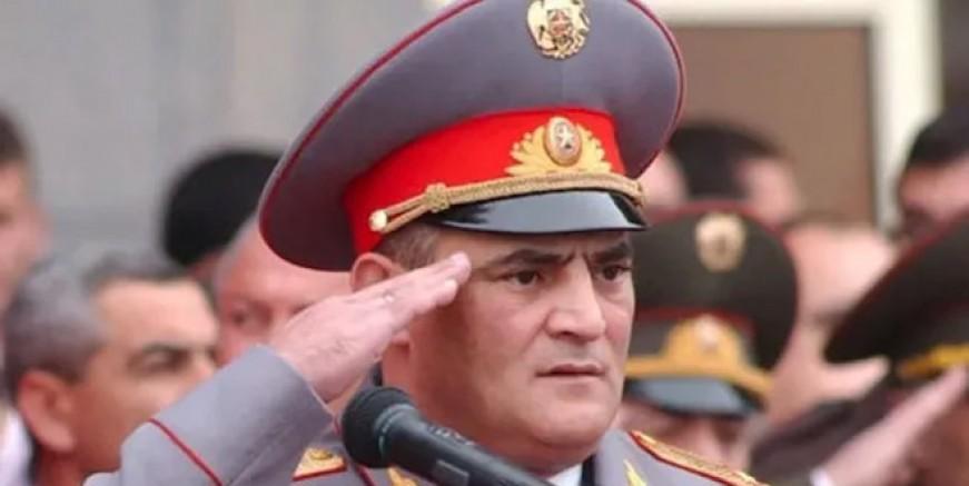 Ermenistan eski polis şefi ölü bulundu