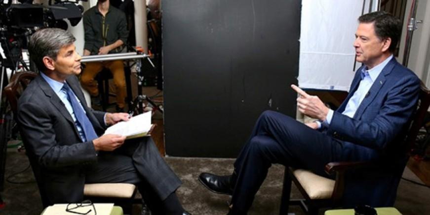 Eski FBI başkanı James Comey Trump'ı bombaladı