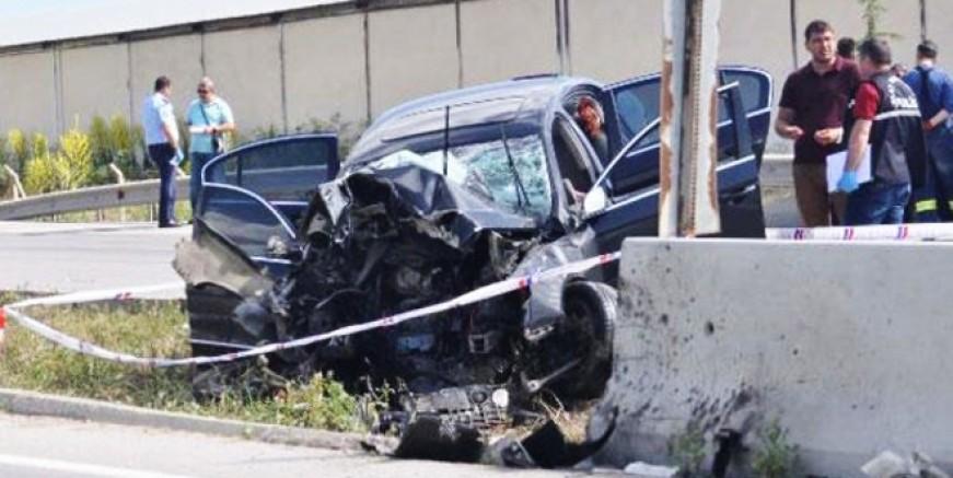 Eskişehir'de korkunç kaza; 3 ölü