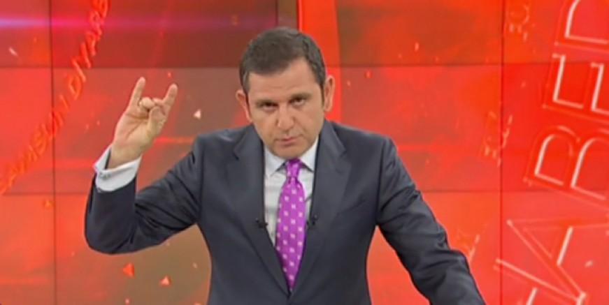 Fatih Portakal da bozkurt yaptı
