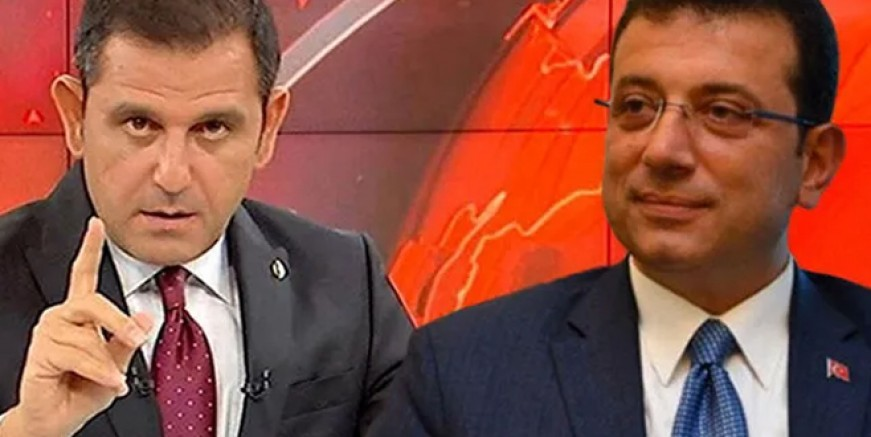 Fatih Portakal Ekrem İmamoğlu'nu topa tuttu