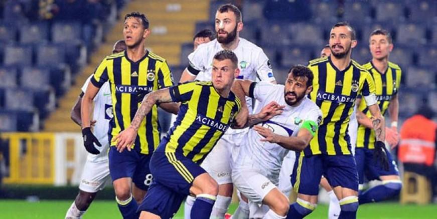 Fenerbahçe - Akhisar maçının biletleri satışa çıktı!