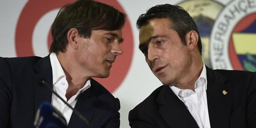 Fenerbahçe'de Phillip Cocu krizi