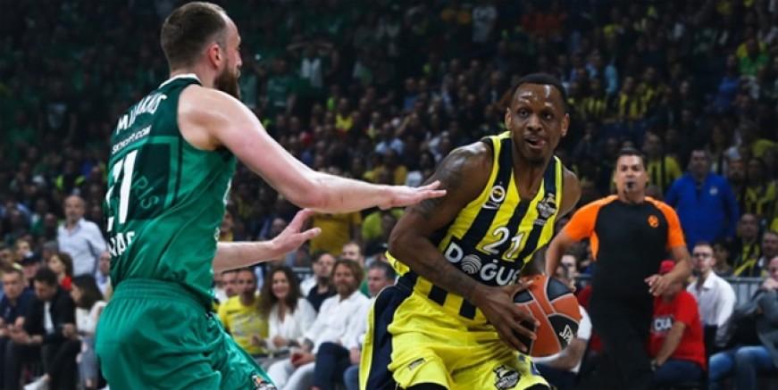 Fenerbahçe Doğuş bir kez daha finalde