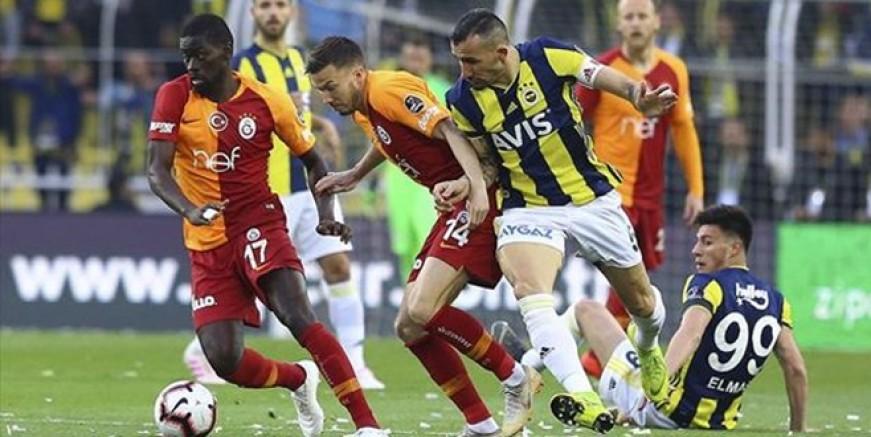 Fenerbahçe - Galatasaray derbisi sonucu