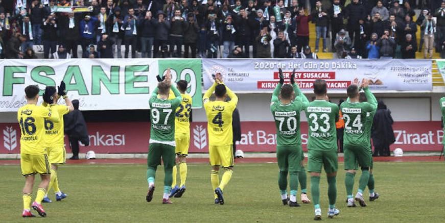 Fenerbahçe - Kırklarelispor maçı ertelenecek mi?