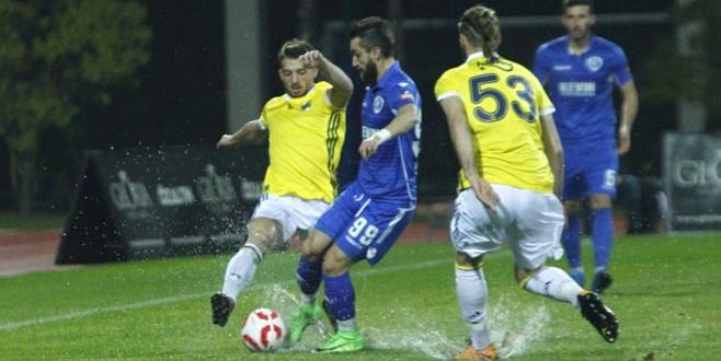 Fenerbahçe Kukesi karşısında tat vermedi