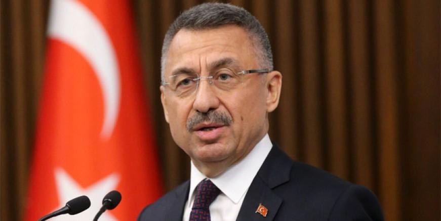 Fuat Oktay 'Türkiye tehditlerle hareket etmez'