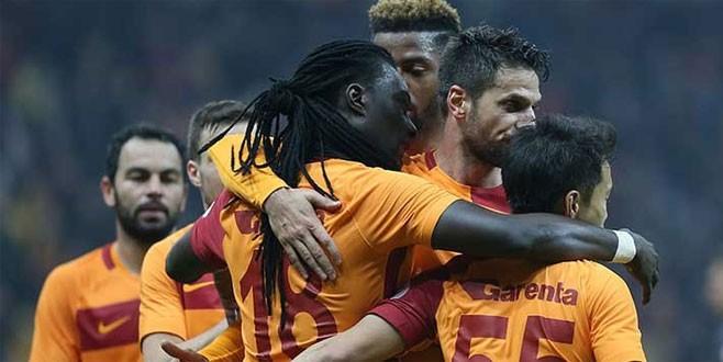 Galatasaray - Antalyaspor maçı sonucu ve golleri