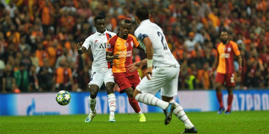 Galatasaray Avrupa'da galibiyeti unuttu