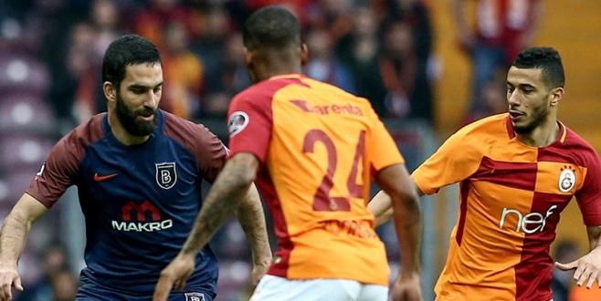 Galatasaray - Başakşehir maçı sonucu ve golleri