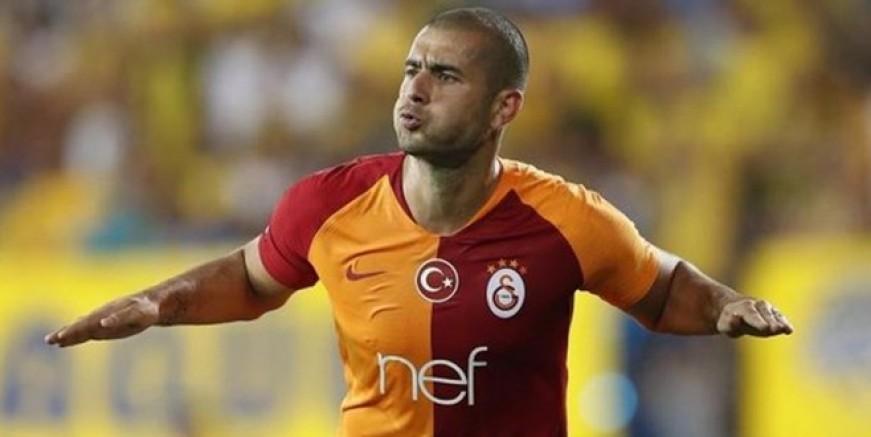 Galatasaray'da Eren Derdiyok sevinci