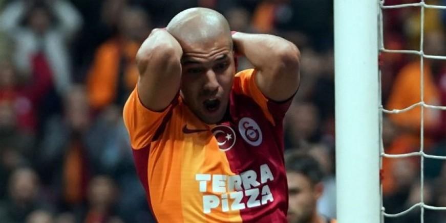 Galatasaray gole hasret kaldı