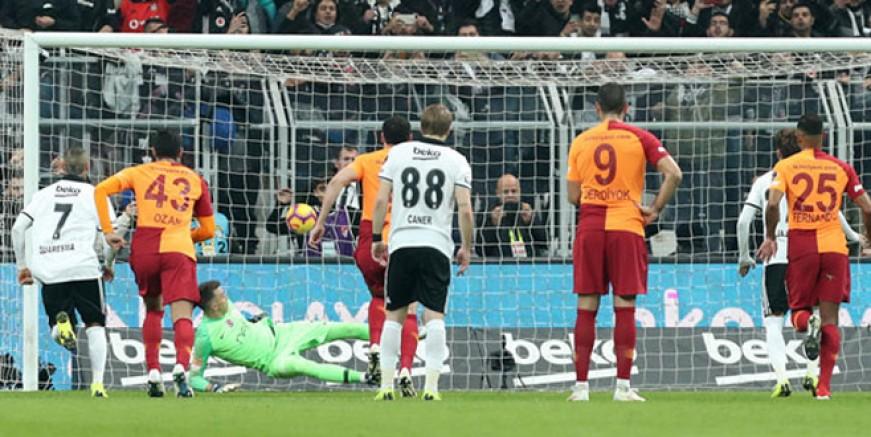 Galatasaray'ın penaltı kabusu