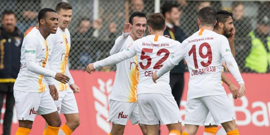Galatasaray Keçiörengücü'nü gençlerle yendi
