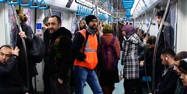 Gebze-Halkalı Banliyö Hattı ilk yolcularını taşıdı