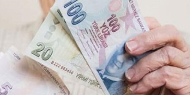 Geliri olmayan yaşlıya 785 lira